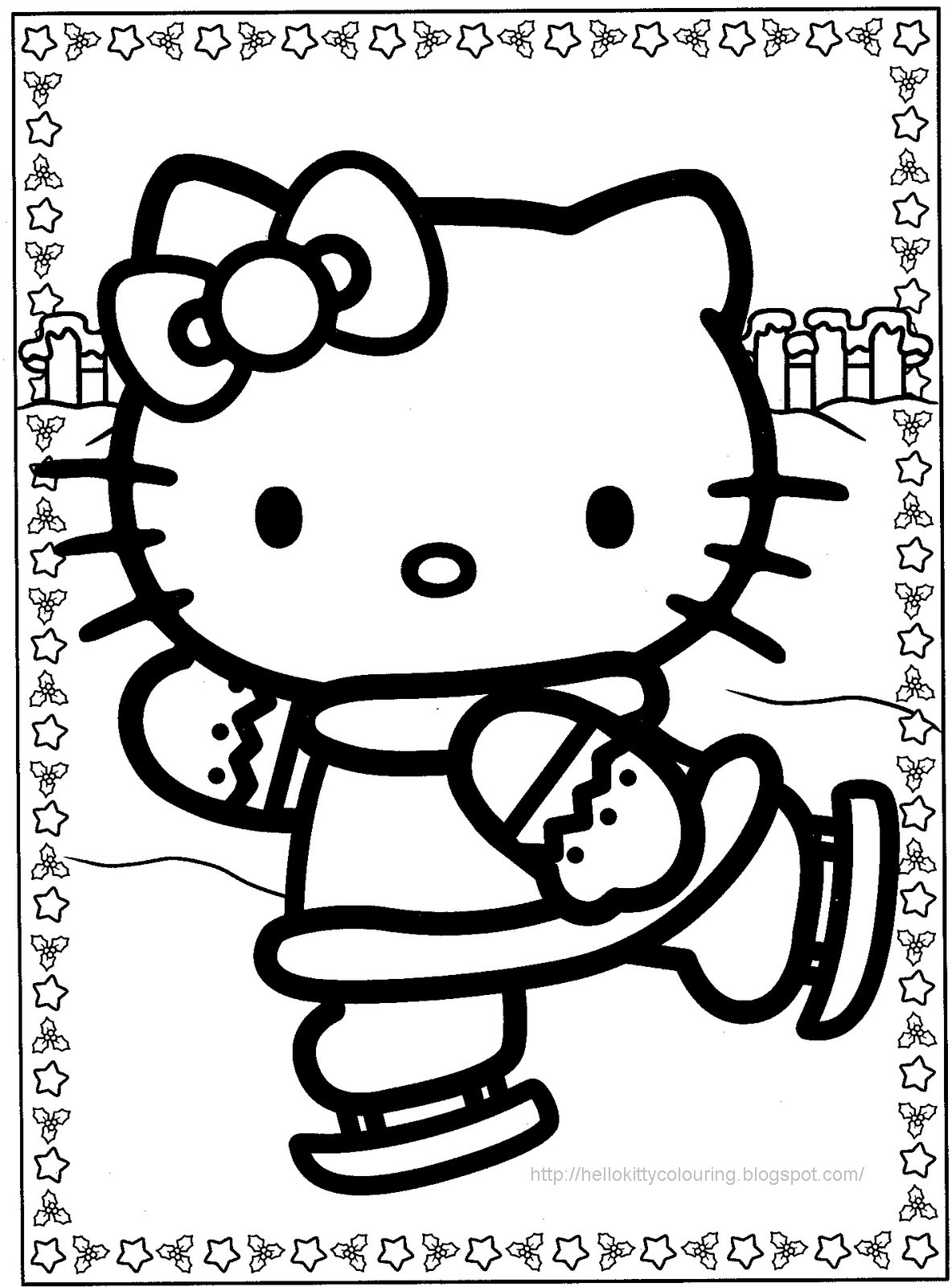 hello kitty coloring pages free hello kitty coloring pages the sun flower pages kitty free hello pages coloring