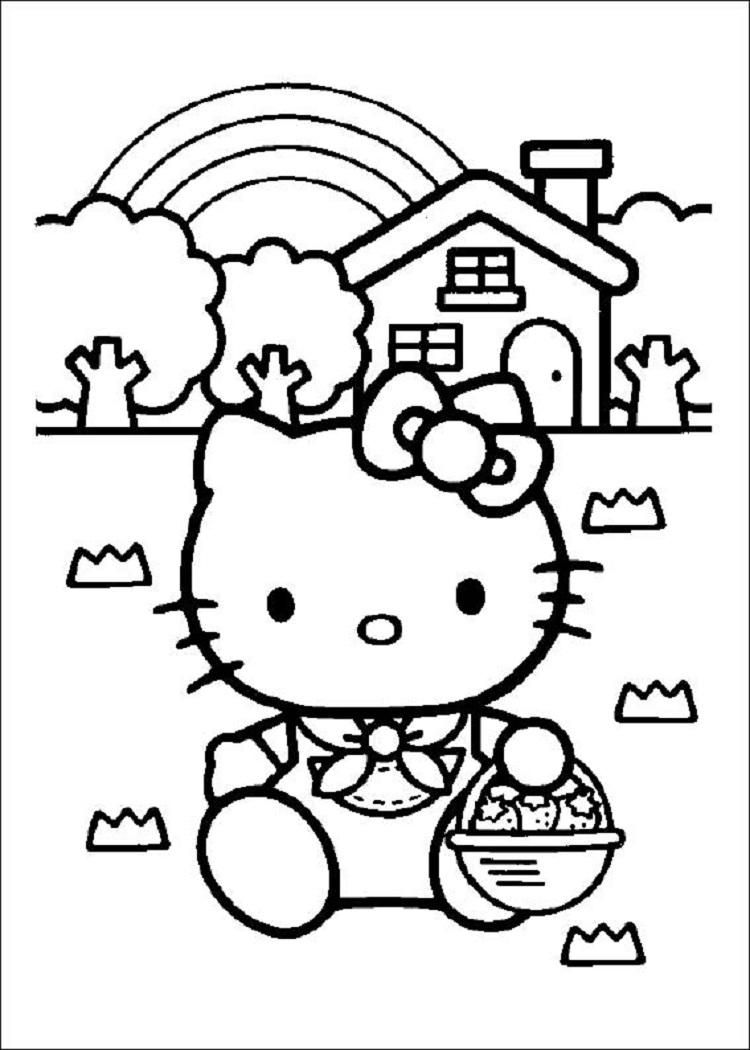 hello kitty coloring pages that you can print coloring pages that you can print free download on you kitty can that print hello coloring pages