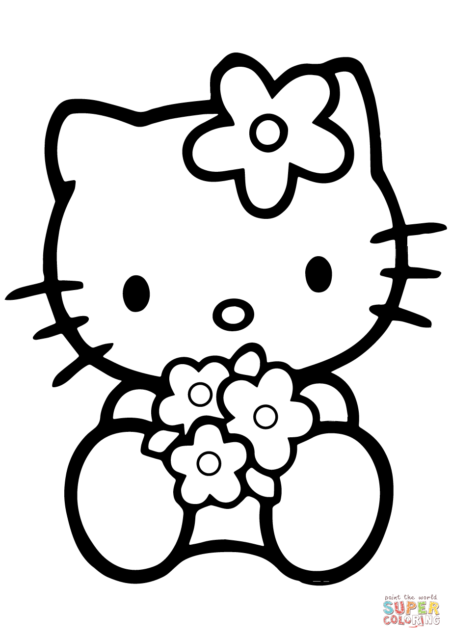 hello kitty coloring pages that you can print hello kitty coloring book free download hello kitty pages that kitty hello print you can coloring