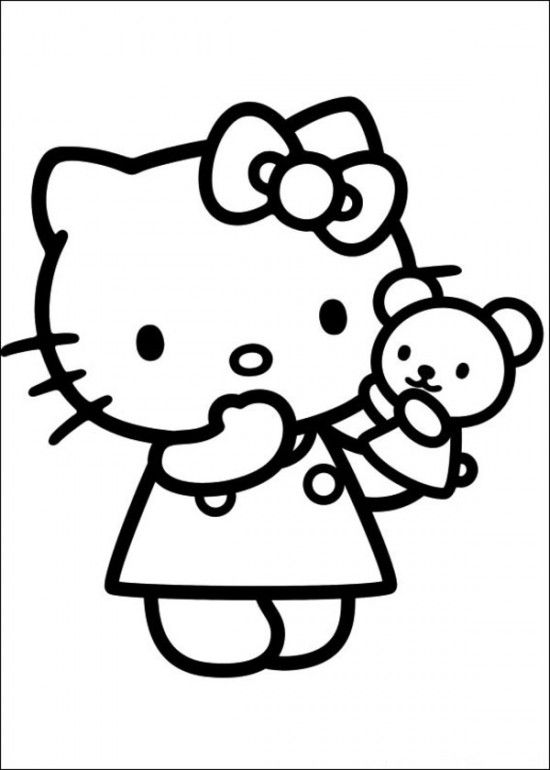 hello kitty coloring pages that you can print hello kitty with flowers coloring page free printable pages you hello can that print coloring kitty