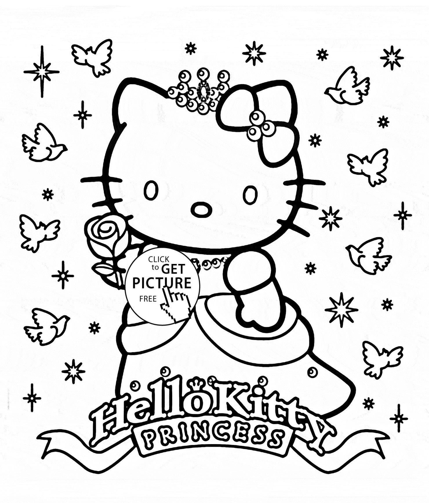 hello kitty coloring pages that you can print printable hello kitty coloring pages coloring pages for free coloring hello print kitty can that pages you