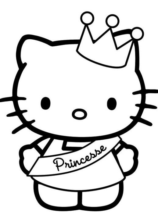 hello kitty coloring pages that you can print printable hello kitty coloring pages for kids free print that pages hello you kitty can coloring