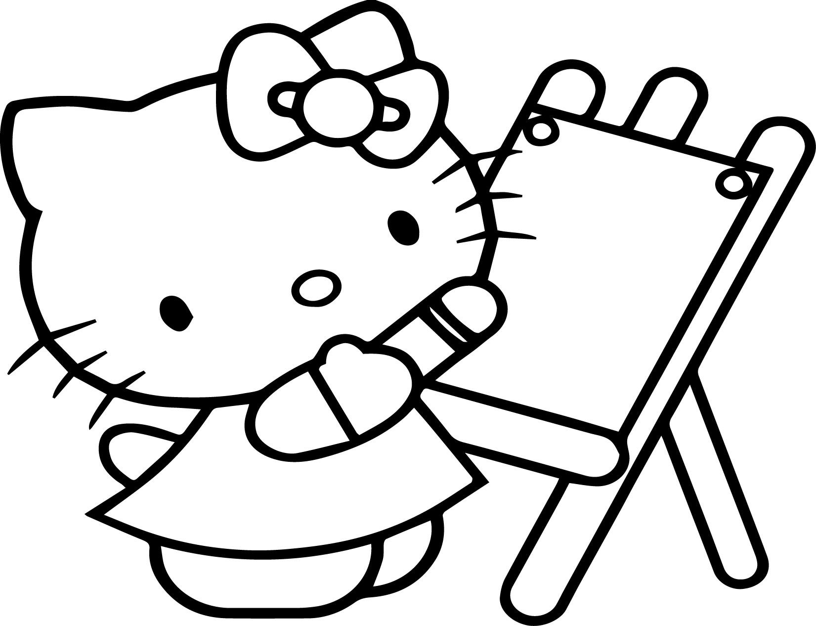 hello kitty coloring pages that you can print printable hello kitty mermaid coloring pages hello kitty print can that pages kitty coloring hello you