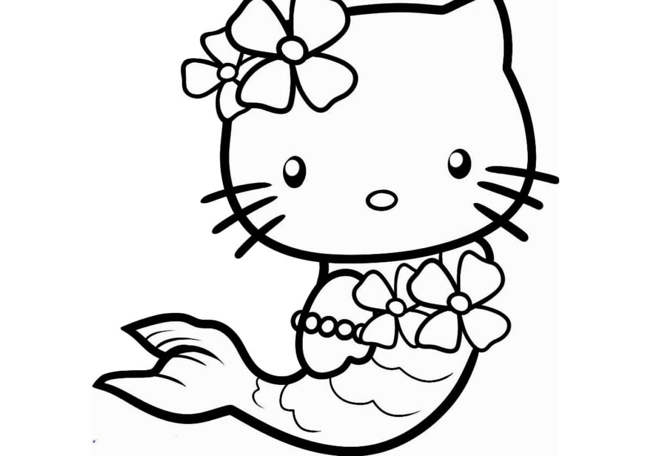 hello kitty printable cool hello kitty coloring pages download and print for free kitty hello printable