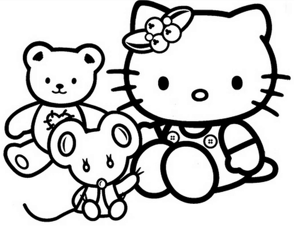 hello kitty printable the 25 best hello kitty colouring pages ideas on kitty printable hello