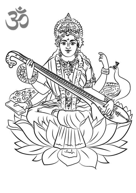 hindu colouring pages hindu coloring pages getcoloringpagescom pages colouring hindu