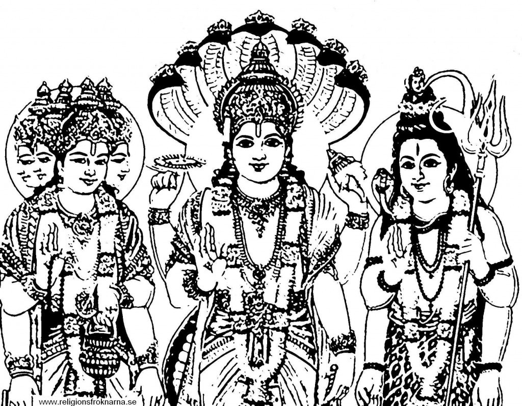 hindu colouring pages pin on noa pages hindu colouring