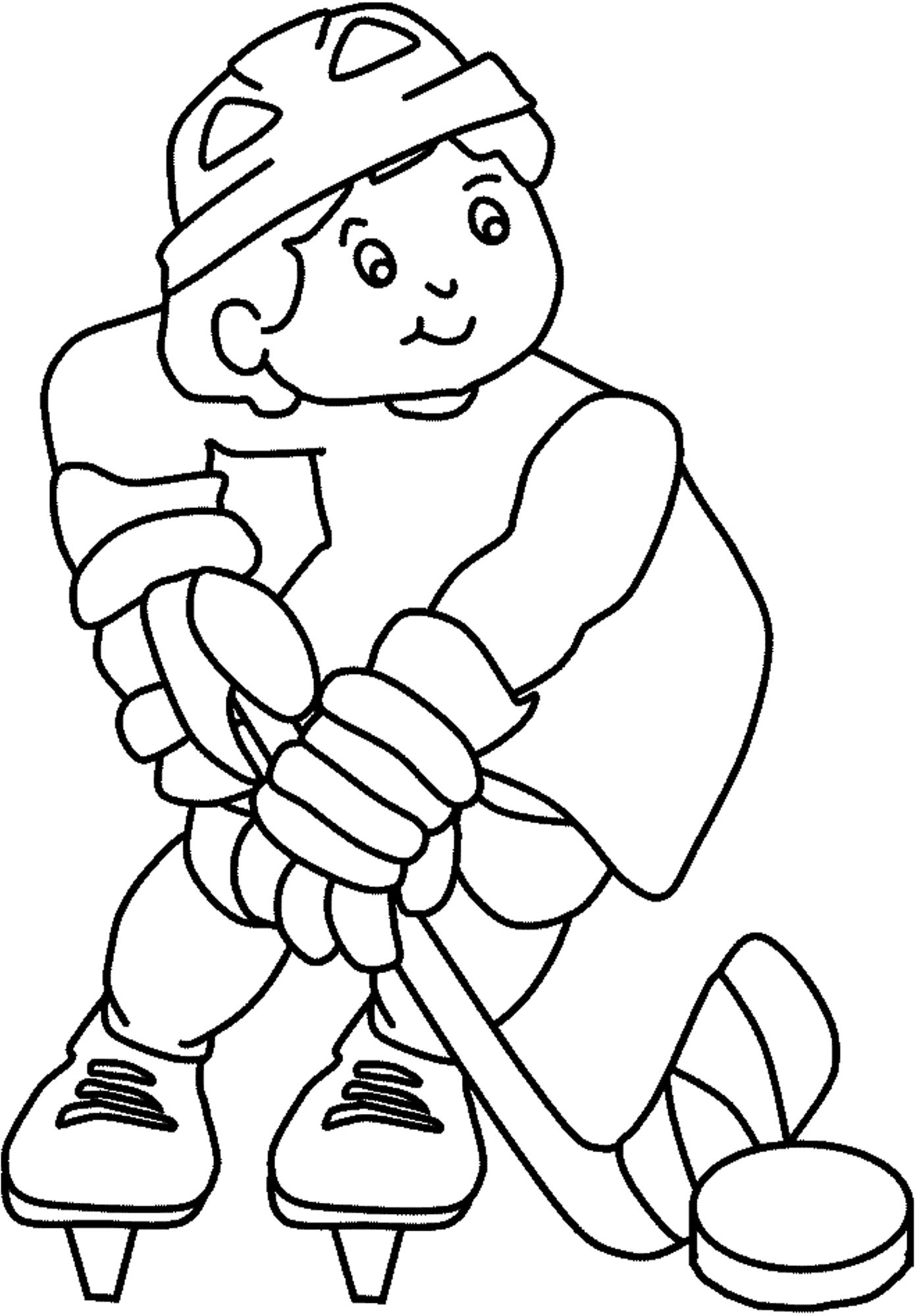 hockey players coloring pages hockey coloring pages for kids also extraordinary hockey hockey players coloring pages