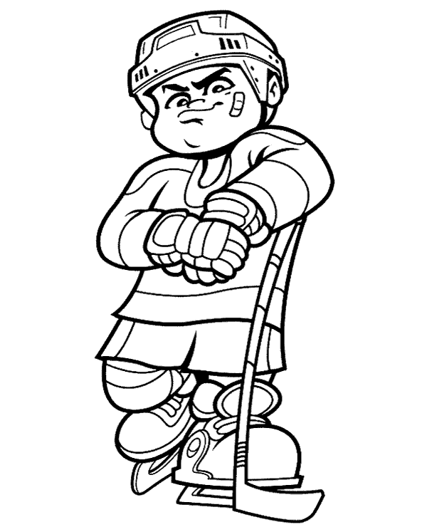 hockey players coloring pages hockey player coloring pages to download and print for free hockey players pages coloring