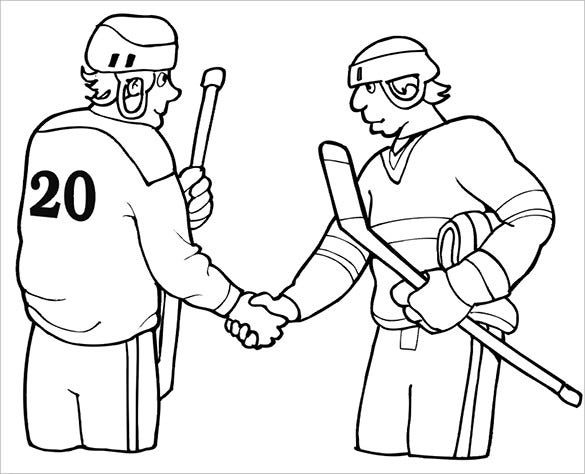 hockey players coloring pages hockey players coloring pages rangers coloring pages for players hockey coloring pages