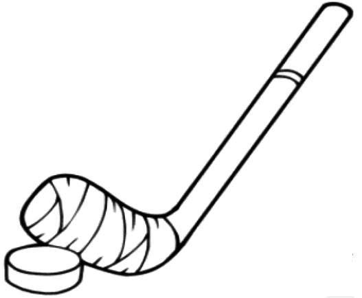 hockey stick coloring page hockey coloring pages to print coloring home coloring stick page hockey