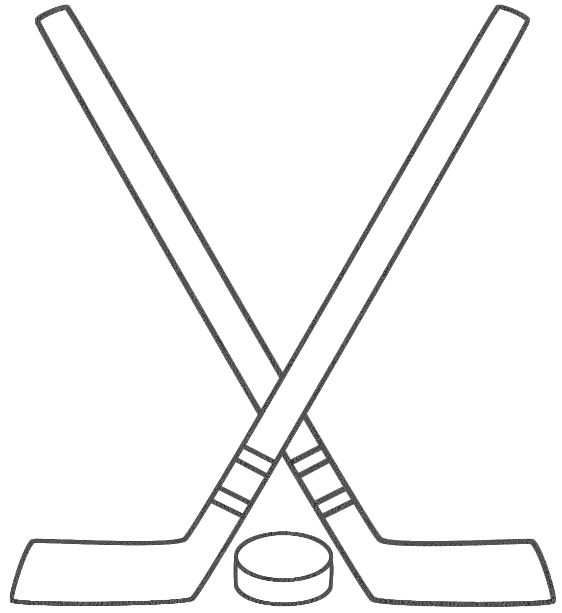 hockey stick coloring page hockey stick with puck coloring page sports coloring page stick hockey