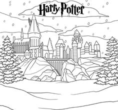 hogwarts castle coloring download hogwarts castle coloring for free designlooter castle hogwarts coloring