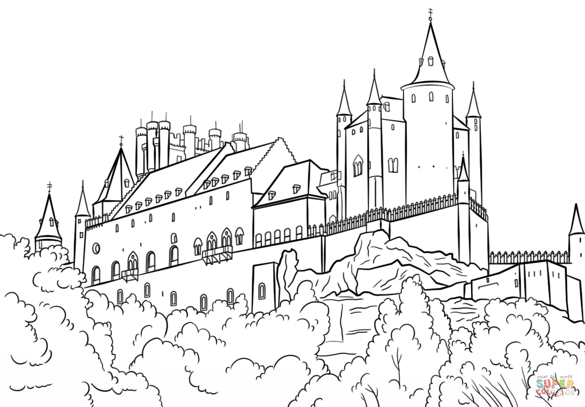 hogwarts castle coloring hogwarts castle coloring download hogwarts castle hogwarts coloring castle