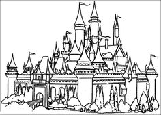 hogwarts castle coloring hogwarts castle coloring page easy coloring pages castle coloring hogwarts