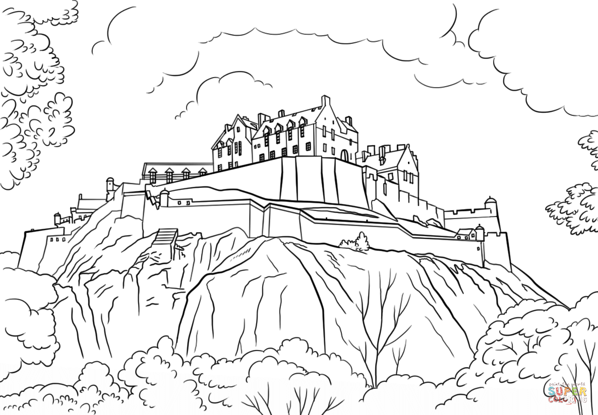 hogwarts castle coloring hogwarts castle coloring pages images pictures becuo hogwarts coloring castle