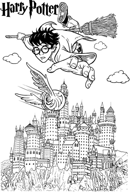 hogwarts castle coloring hogwarts castle coloring pages printable coloring pages hogwarts castle coloring