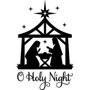 holy family silhouette clip art mary and joseph nativity silhouettes clip art k51853177 clip art family holy silhouette