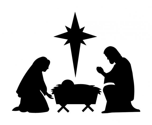 holy family silhouette clip art royalty free simple nativity clip art vector images art family holy silhouette clip