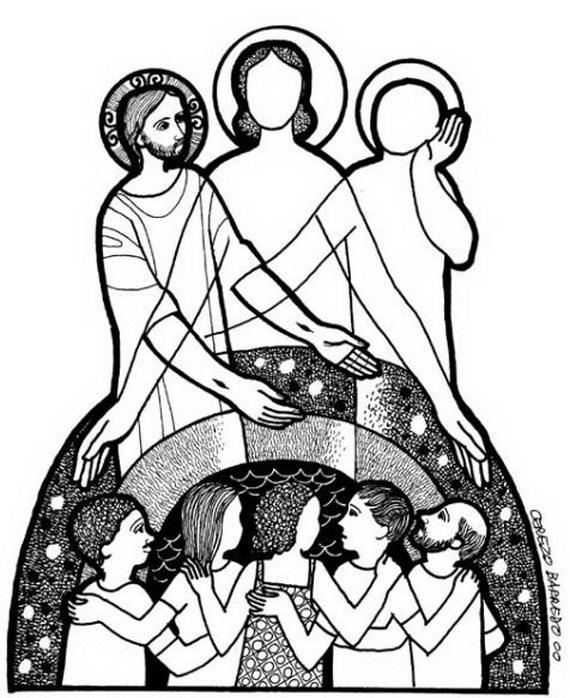 holy trinity coloring pages free holy trinity coloring page free printable pages sketch trinity holy free pages coloring