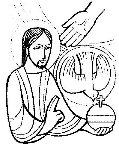 holy trinity coloring pages free holy trinity drawing at getdrawings free download free holy pages trinity coloring
