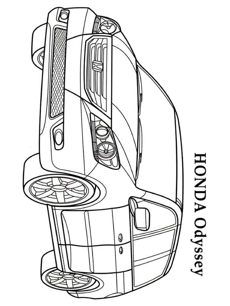 honda car coloring pages honda coloring pages download and print for free pages coloring car honda