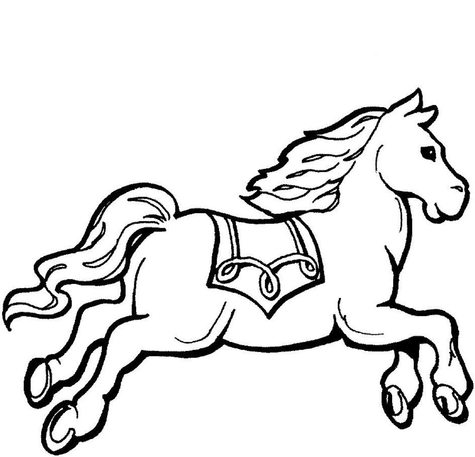 horse pics to color horse coloring pages and printables horse to color pics