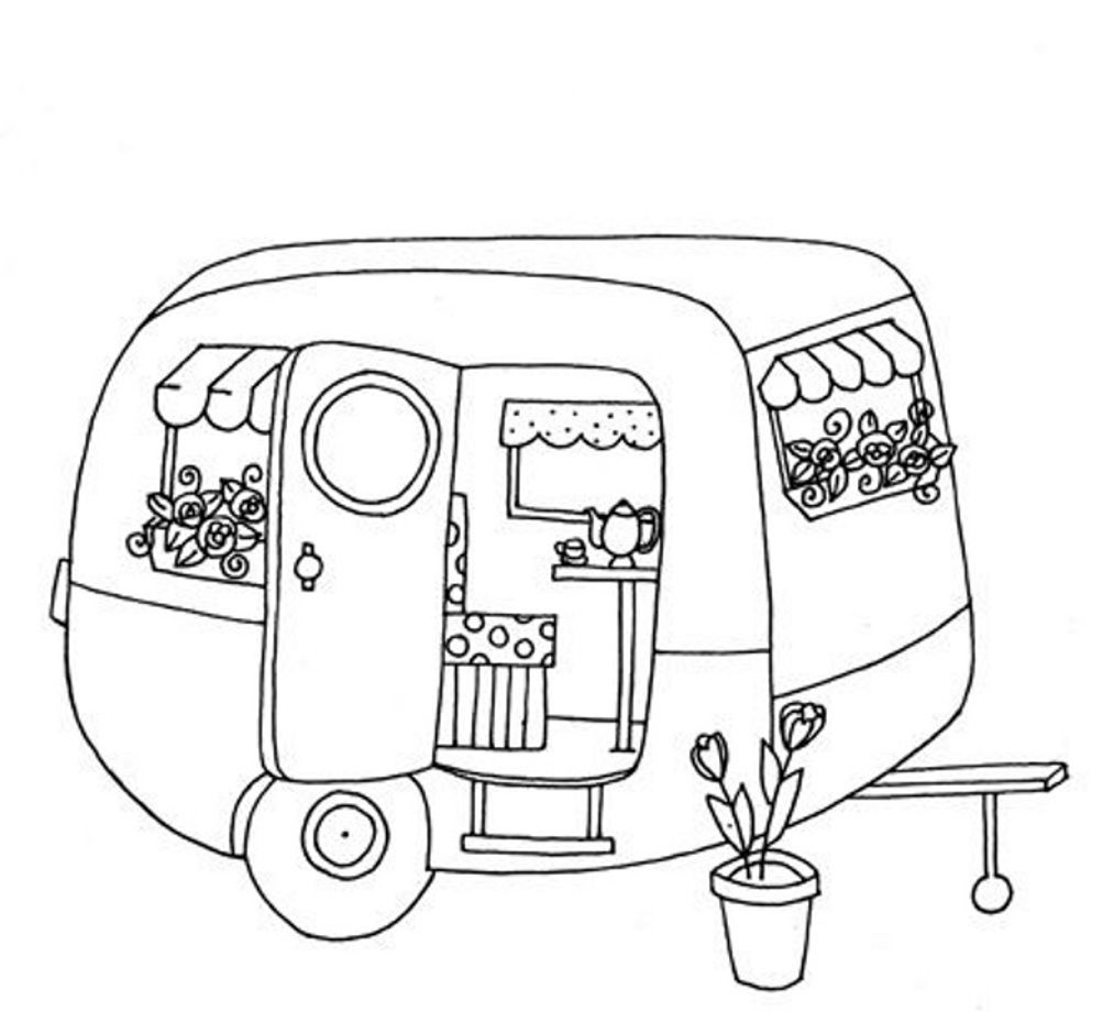 horse trailer coloring pages 1948x1446 peterbilt coloring pages coloring page for kids trailer coloring horse pages