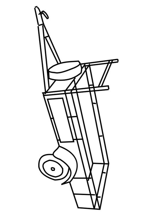 horse trailer coloring pages livestock trailer pages coloring pages coloring trailer pages horse