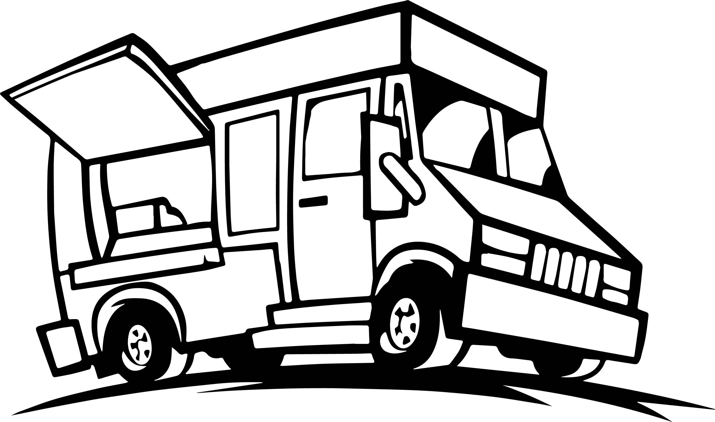 horse trailer coloring pages trailer truck coloring pages at getdrawings free download coloring pages trailer horse