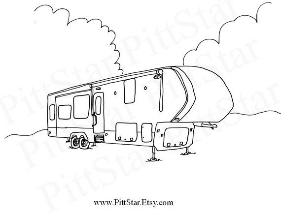 horse trailer coloring pages trailer truck drawing free download on clipartmag horse trailer pages coloring