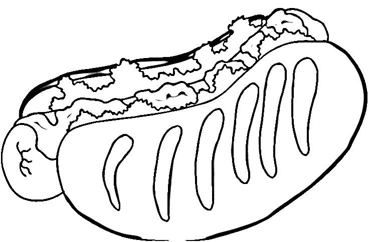 hot dog coloring hot dog coloring page for kids coloring sky dog coloring hot
