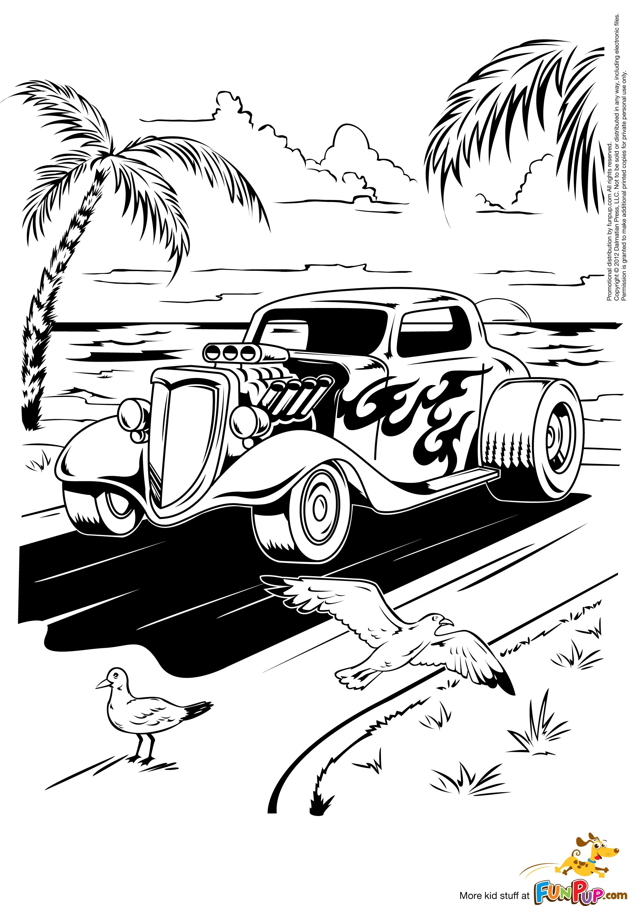hot rod coloring sheets hot rod coloring pages to print download free coloring rod sheets coloring hot 1 1