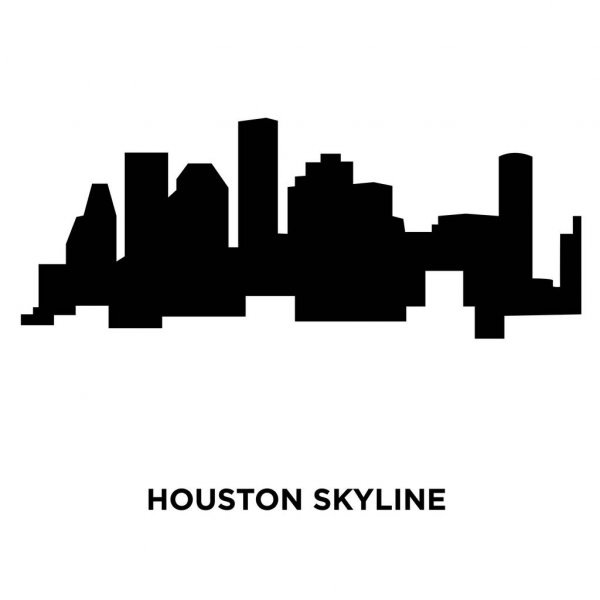 houston skyline vector houston texans clipart at getdrawings free download vector houston skyline