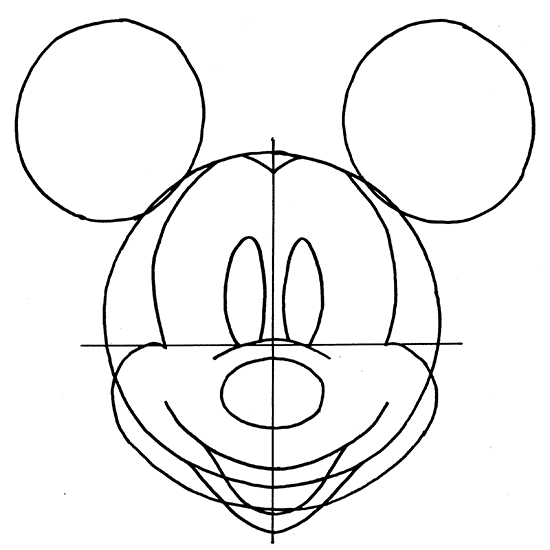 how draw mickey mouse step by step how to draw mickey mouse draw central by step step how draw mickey mouse