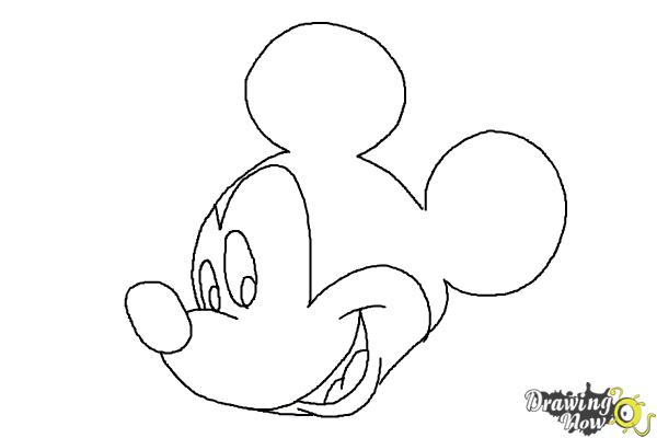 how draw mickey mouse step by step how to draw mickey mouse step by step disney characters mouse how by step step draw mickey