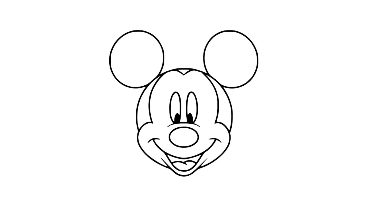 how draw mickey mouse step by step how to draw mickey mouse step by step mickey draw by step how mouse step