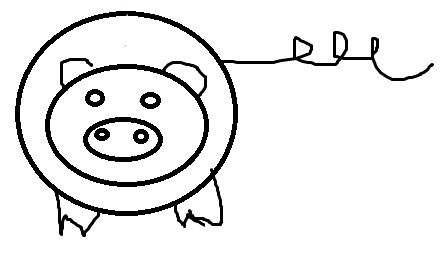 how to draw a baby pig 10 best images about pig on pinterest cartoon make new to baby how a draw pig
