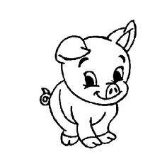 how to draw a baby pig baby piglet coloring pages google search coloring baby how to pig draw a