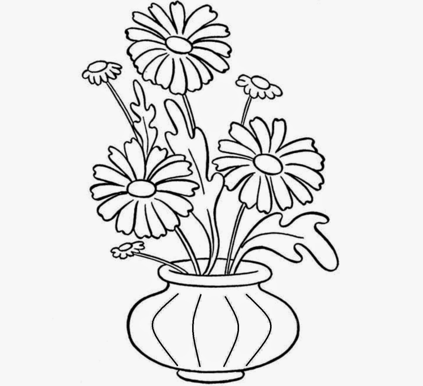 how to draw a bouquet of flowers in a vase royalty free flower vase white background clip art vector bouquet vase a flowers draw a how of to in