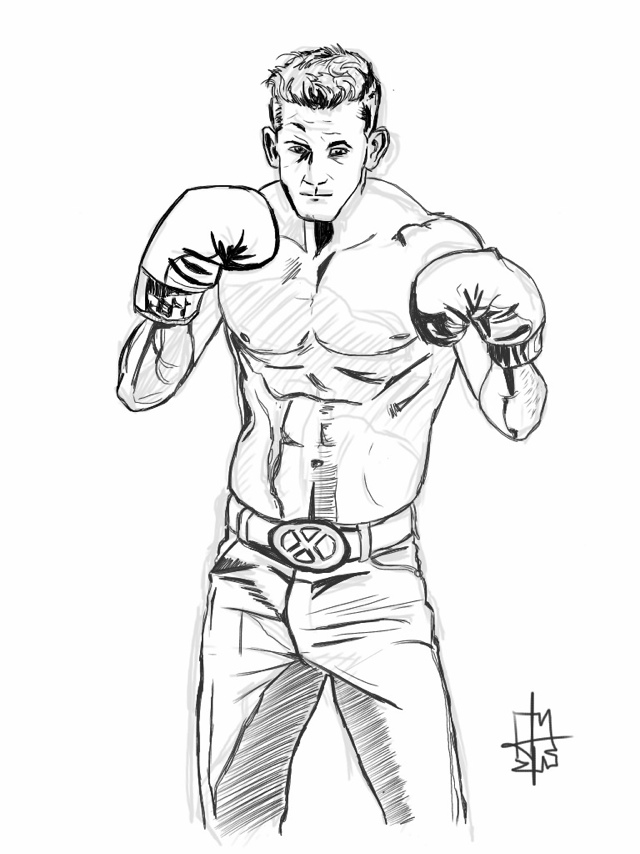 how to draw a boxer step by step boxer drawing at getdrawings free download step boxer a step how to draw by