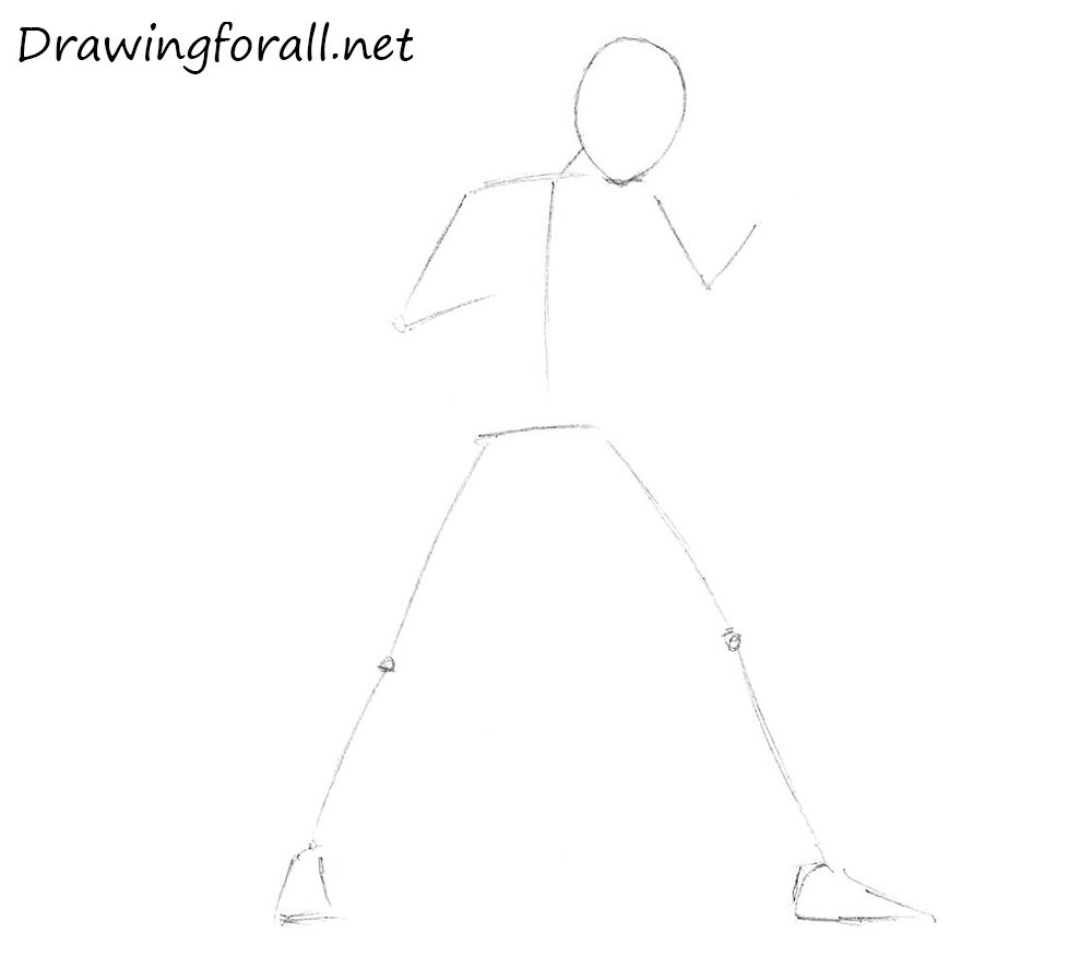 how to draw a boxer step by step boxer drawing at getdrawings free download step to how step a boxer by draw