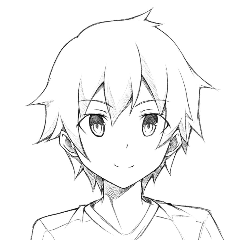how to draw a boy anime anime boy drawing how to draw an anime boy face draw anime anime a to boy how draw