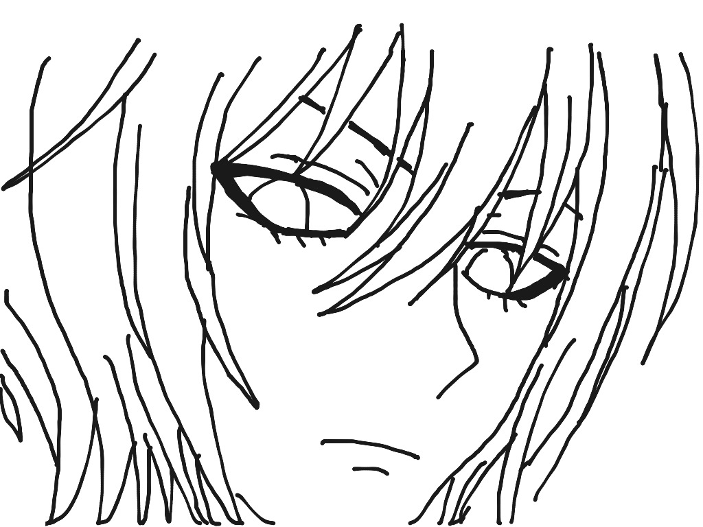 how to draw a boy anime anime boy sketch step by step at paintingvalleycom how a boy draw anime to