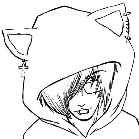 how to draw a boy anime easy anime boy drawing free download on clipartmag to draw anime how a boy