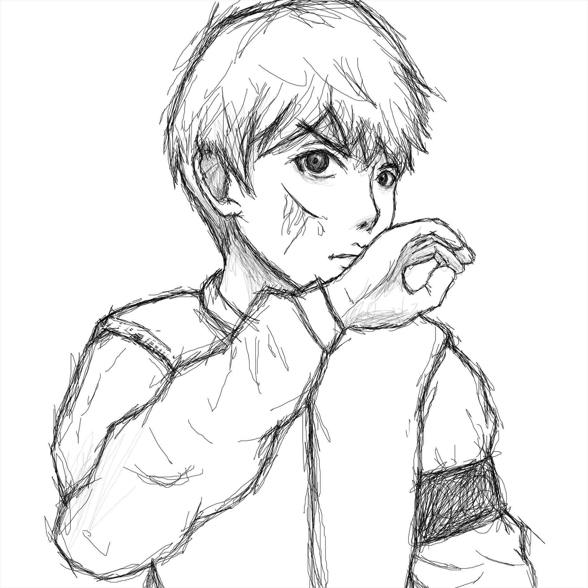 how to draw a boy anime how to draw anime boy for android apk download draw a anime how to boy