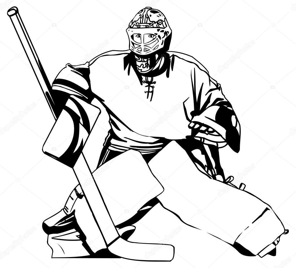 how to draw a cartoon hockey player hockey drawing at getdrawings free download to hockey how draw player a cartoon