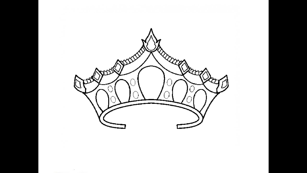 how to draw a crown drawing crown line art pencil clip art png 958x958px draw a how to crown