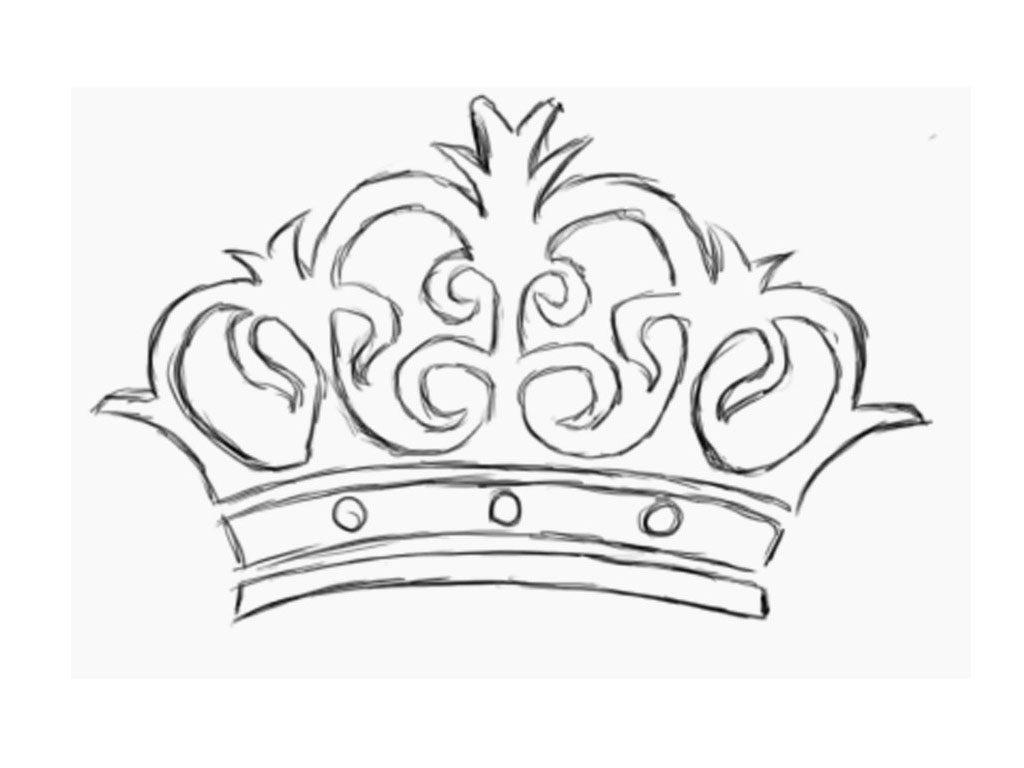 how to draw a crown easy kids drawing lessons how to draw cartoon crown crown a how to draw