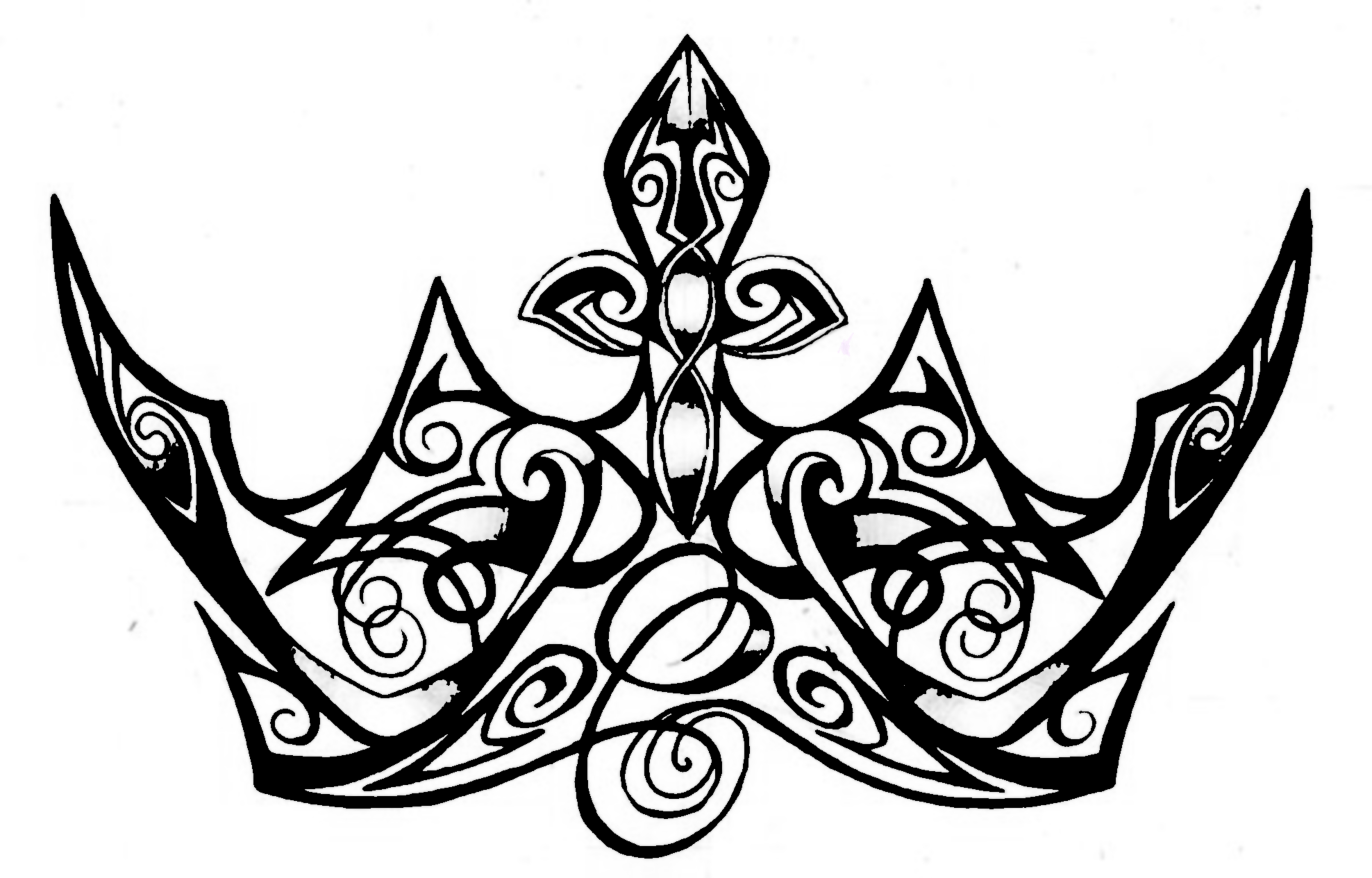 how to draw a crown easy princess crown drawing at getdrawings free download how a to crown draw